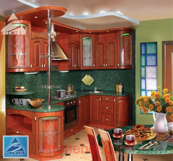 Кухня с фасадами Ретро-2