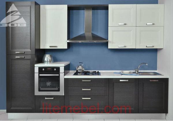 Кухня с фасадами Марсель-3