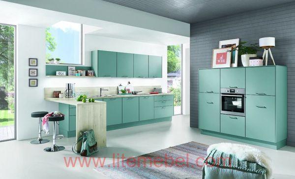 Кухня с фасадом Система, Проект №5003