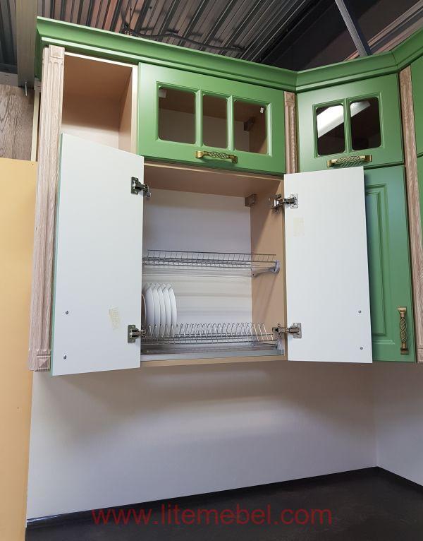 Кухня с фасадами Лонгфорд, Проект № 5674