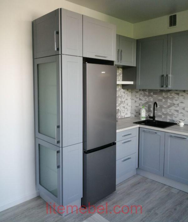 Кухня с фасадами Трент, Проект № 2673