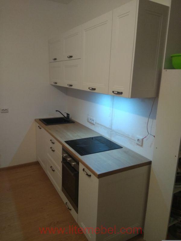 Кухня с фасадом Эйвон, Проект №5318