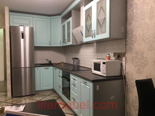 Кухня с фасадами Аликанте, Проект № 2639