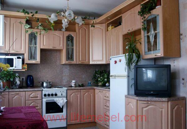 Кухня с фасадами Классик, Проект № 5223