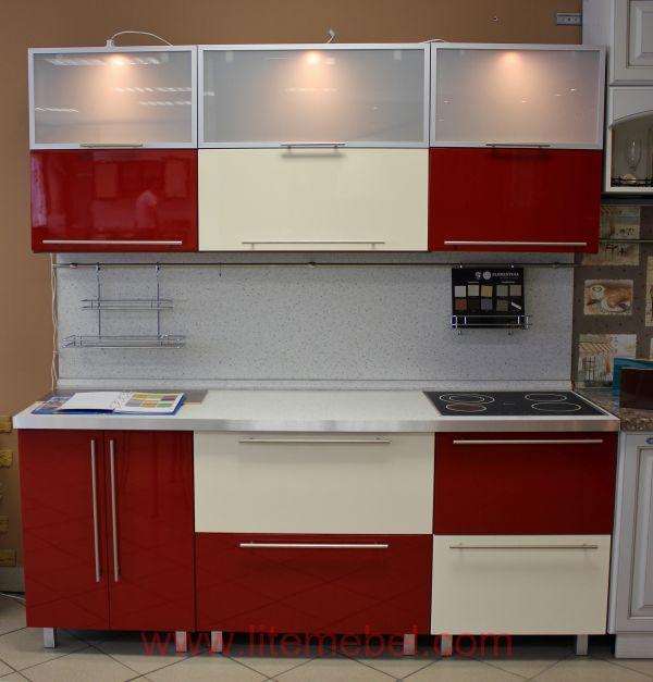 Кухня с фасадами Профиль №60, Проект № 2007
